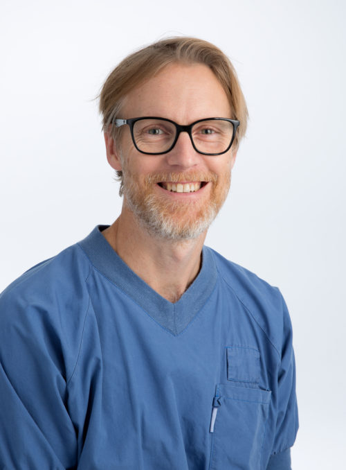 Narkosläkare Fredrik Eidhagen